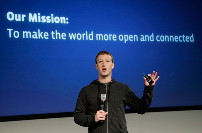 #Mark Zuckerberg Set To Beam #Internet To People From The Skies Using Drones, Satellites