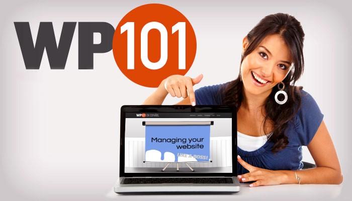 WordPress Tutorial 101