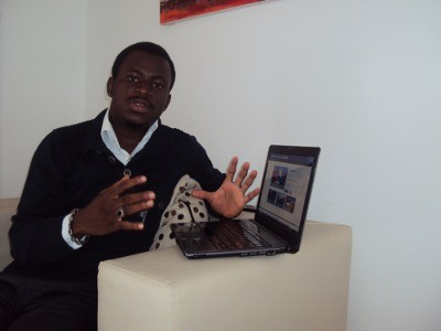 INTRODUCING GOSSY UKANWOKE: FOUNDER OF NIGERIA'S FIRST ONLINE UNIVERSITY
