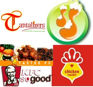 Top 5 Fast-Food Brands Rocking #Social Media Marketing In #Nigeria